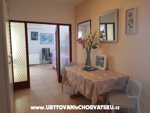 Apartmány Burazin - Sv. Filip i Jakov Chorvatsko