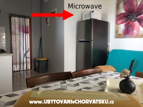 Apartmán Dija - Sv. Filip i Jakov Chorvátsko