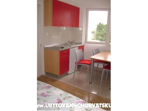 Apartmány Diklan - Sv. Filip i Jakov Chorvatsko