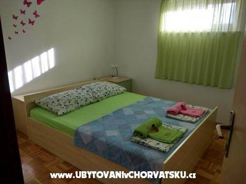 Apartmanok Ela - Sv. Filip i Jakov Horvátország