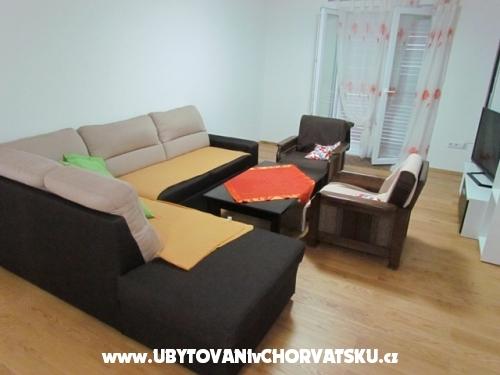 Apartmány Ela - Sv. Filip i Jakov Chorvatsko