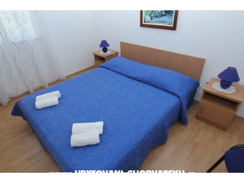 Apartmanok Kala - Sv. Filip i Jakov Horvátország