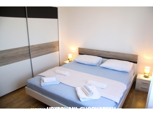Apartmány Marina - Sv. Filip i Jakov Chorvatsko