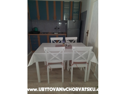 Apartmány Miluška - Sv. Filip i Jakov Chorvatsko