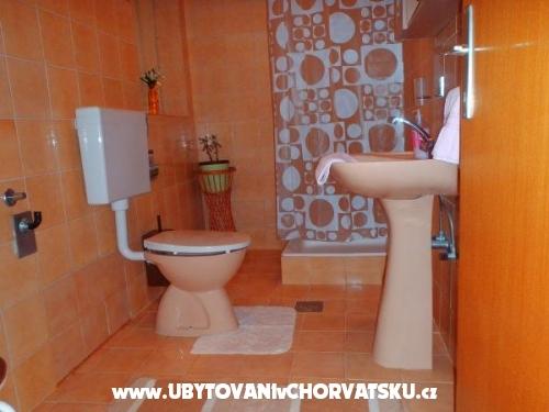 Apartmány Mrvičić - Sv. Filip i Jakov Chorvatsko