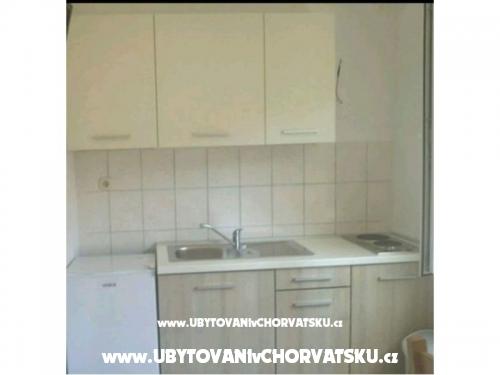 Apartmány Paula - Sv. Filip i Jakov Chorvátsko