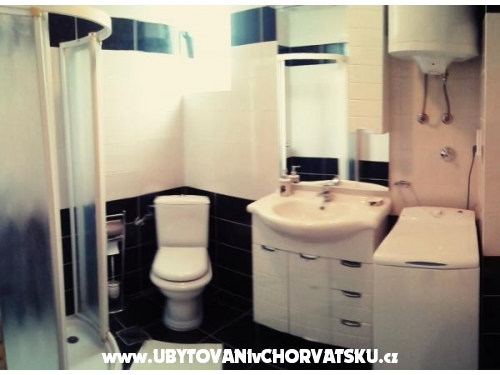 Apartmány Pirović - Sv. Filip i Jakov Chorvatsko