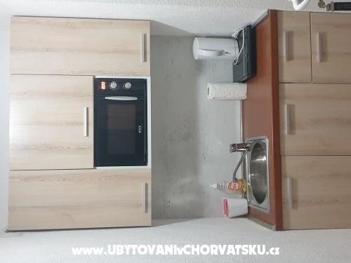 Apartmány Pobi - Sv. Filip i Jakov Chorvatsko