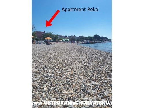 Appartements Roko - Sv. Filip i Jakov Croatie