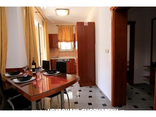 Apartmány Šulekić - Sv. Filip i Jakov Chorvátsko