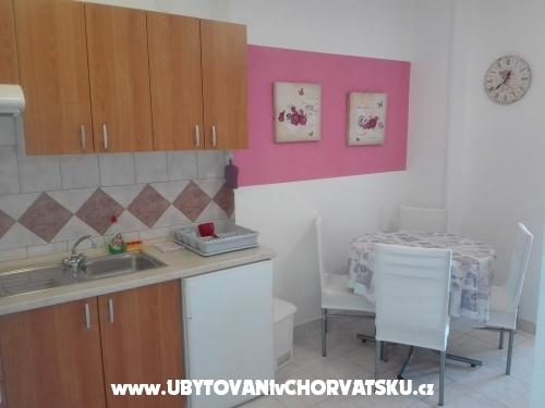 Apartmány Vodopija - Sv. Filip i Jakov Chorvátsko