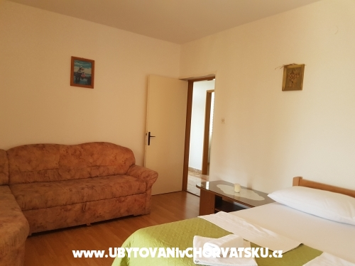 Appartements Brtan - Sv. Filip i Jakov Croatie
