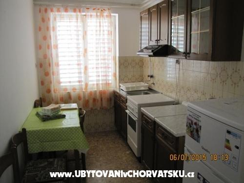 апартаменты Brtan - Sv. Filip i Jakov Хорватия