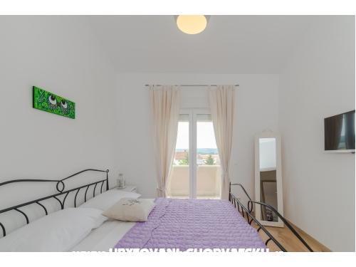 Apartmány Kempanel - Sv. Filip i Jakov Chorvatsko