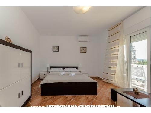 Apartmani Kampanel - Sv. Filip i Jakov Hrvatska