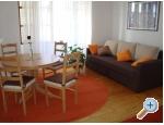 Apartmány Mirjana - Sv. Filip i Jakov Chorvatsko
