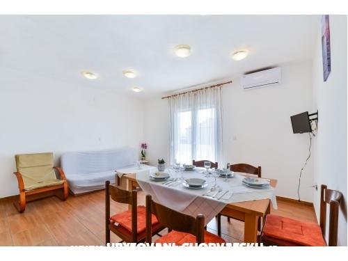 Apartmány Lavanda - Sv. Filip i Jakov Chorvátsko