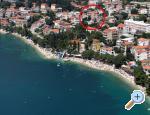 Villa Amfora - Gradac – Podaca Hrvaška