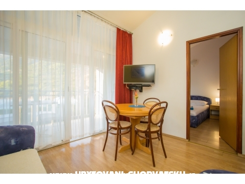 Aparthotel Pecić Gradac - Gradac – Podaca Croatia