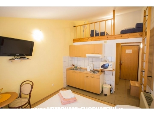Aparthotel Pecić Gradac - Gradac – Podaca Croatie