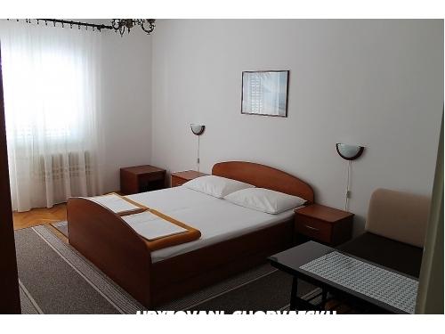 Apartmán Jana - Gradac - Gradac – Podaca Chorvátsko