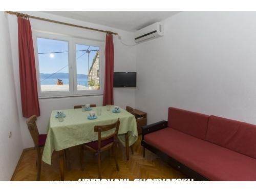 Apartmanok Andrijević - Gradac – Podaca Horvátország