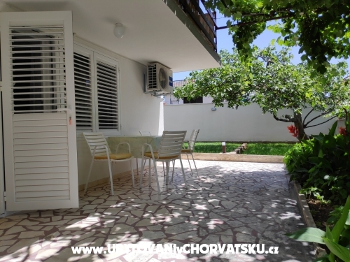 Apartmanok Aničić - Gradac – Podaca Horvátország