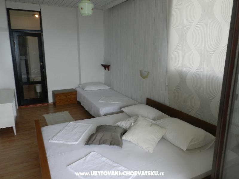 Apartmány Ankora - Gradac – Podaca Chorvatsko