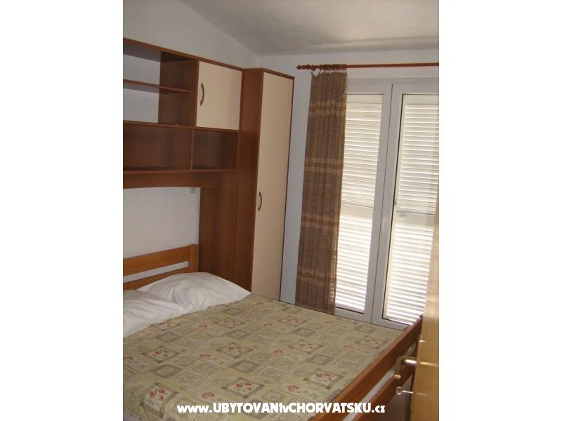 Apartmaji Ante - Gradac – Podaca Hrvaška