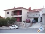 Apartmány Ante - Gradac – Podaca Chorvatsko