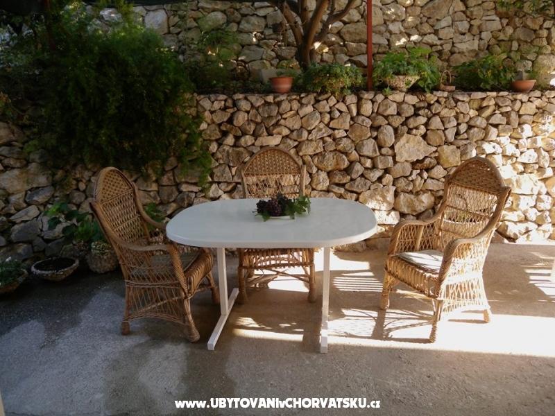 Apartamenty Bonaca - Podaca - Gradac – Podaca Chorwacja