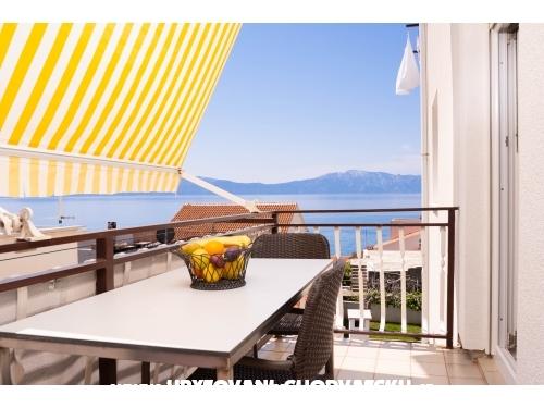 Apartamenty Bulic - Gradac – Podaca Chorwacja