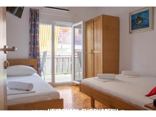Apartmány Bulic - Gradac – Podaca Chorvátsko