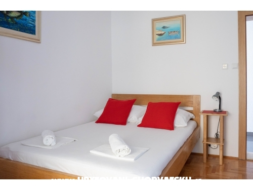 Apartmány Bulic - Gradac – Podaca Chorvatsko