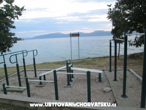 Apartmány Delfin - Gradac – Podaca Chorvatsko