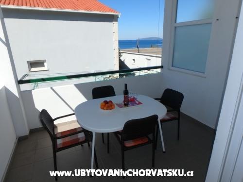Appartements Delfin - Gradac � Podaca Kroatien