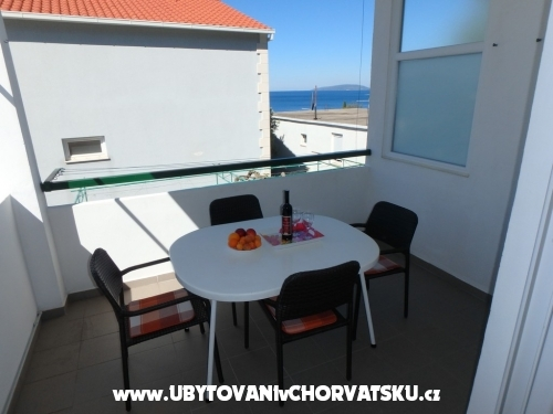 Apartments Delfin - Gradac � Podaca Croatia