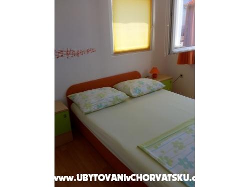 Appartements Delfin - Gradac – Podaca Croatie