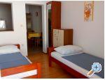 Apartmány Delfin - Gradac – Podaca Chorvátsko