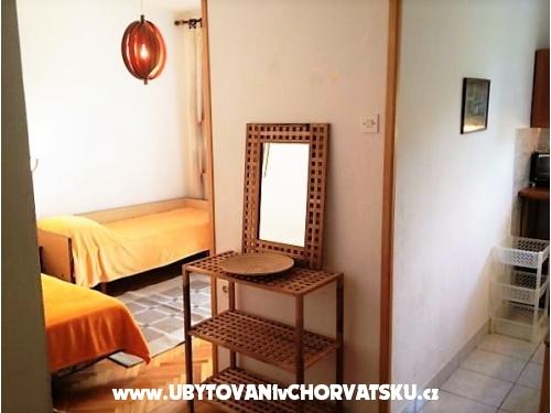 Apartmány Dubravka Lozic - Gradac – Podaca Chorvatsko
