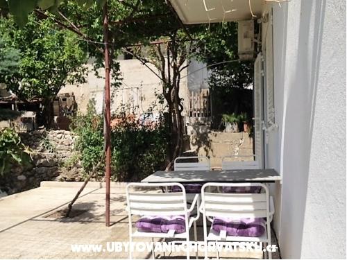 Apartmaji Dubravka Lozic - Gradac – Podaca Hrvaška