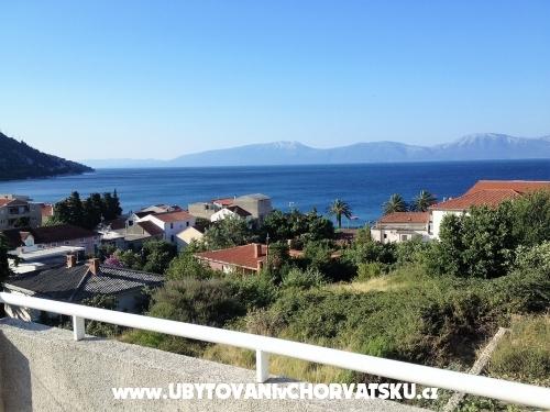Apartamenty Dubravka Lozic - Gradac � Podaca Chorwacja