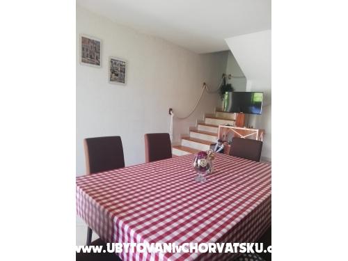 Appartements Grani� Podaca - Gradac � Podaca Croatie