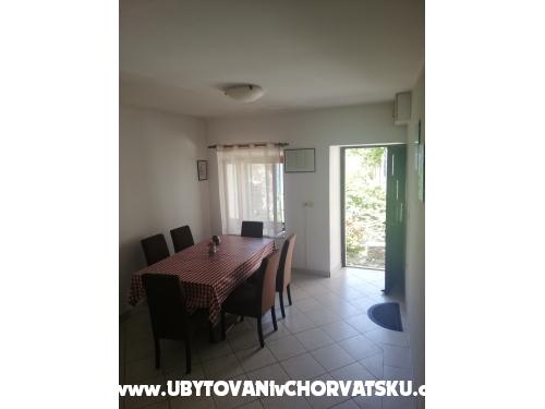 Apartmány Granić Podaca - Gradac – Podaca Chorvátsko