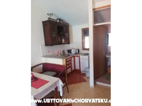 Apartmány Granić Podaca - Gradac – Podaca Chorvatsko
