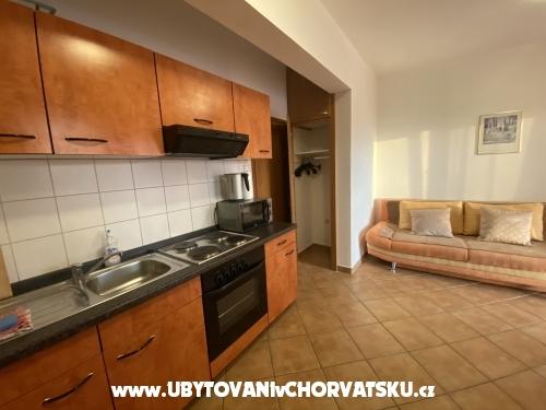 Apartmány Grozdana - Gradac – Podaca Chorvátsko