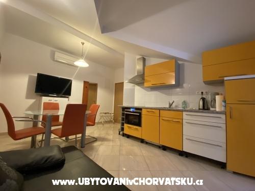 Apartmanok Grozdana - Gradac – Podaca Horvátország