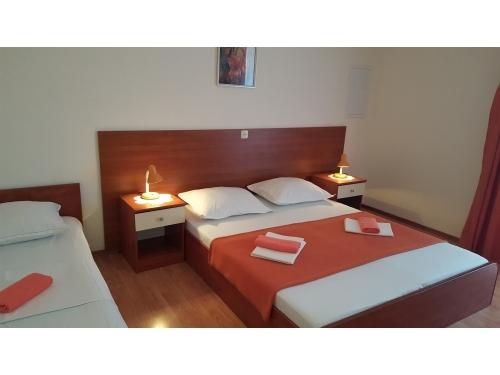 Apartmaji lujo - Gradac – Podaca Hrvaška