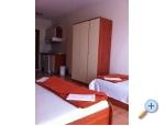 Appartements lujo - Gradac – Podaca Kroatien