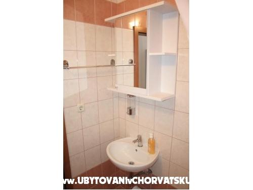 Apartmány lujo - Gradac – Podaca Chorvatsko